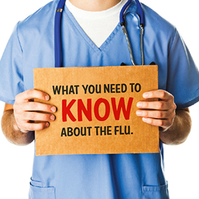 Five Fun (and not so fun) Flu Facts
