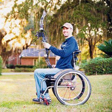From Paralysis to a World-Class Archer