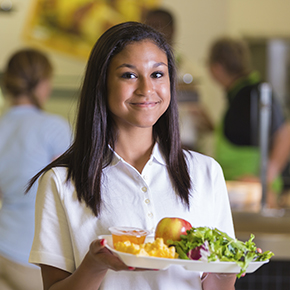 Nutrition is Important Even for Teens