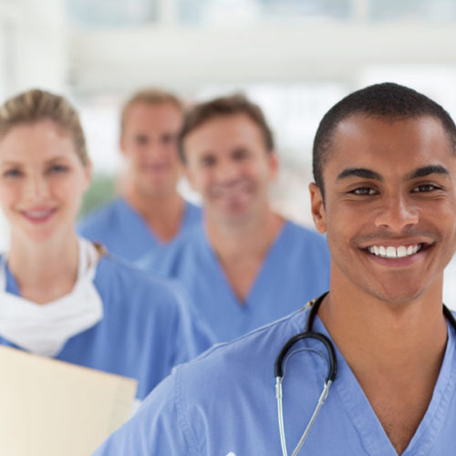 Considering a Career in Healthcare?