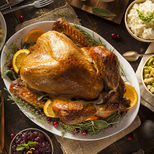 Don't Gobble 'til You Wobble: 5 Tips for a Healthy Thanksgiving This Year