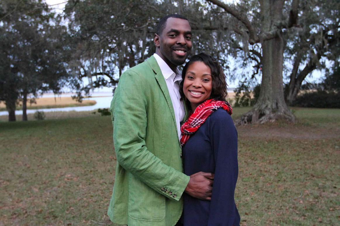 the gleatons african american couple and doctors