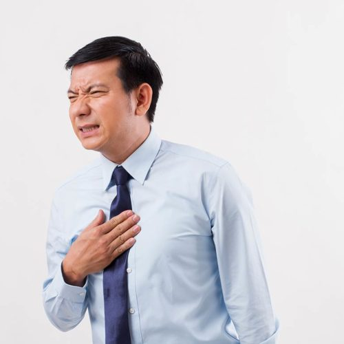 Weary of Reflux Pain? Consider Surgery.