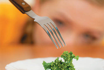 Diet Myth: You Have to Eat Less to Lose Weight