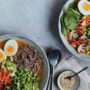Healthy Recipes: 3 Power Bowls to Make This Month
