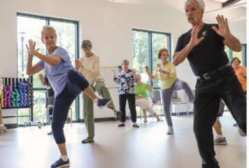 Seniors: Do You Know Self-Defense?
