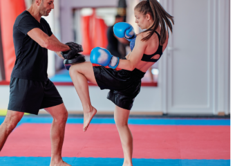 Making It Count: Kickboxing