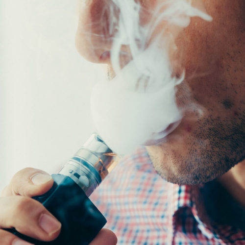 Breathe Easy: Be in the Know About Vaping