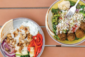 Dietitian-Approved Meals from Kairos Mediterranean