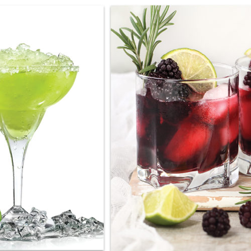 Make it Healthier: Cocktails