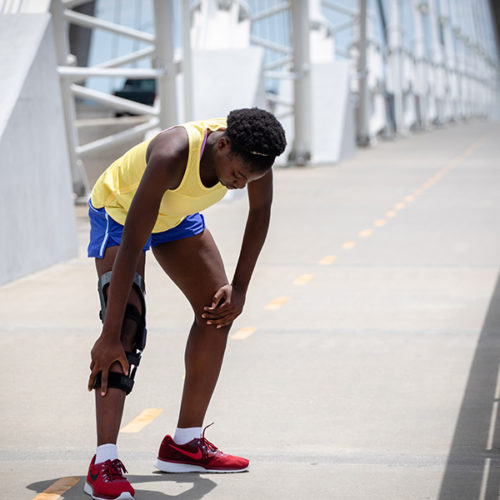 When to Find Help for Knee Pain