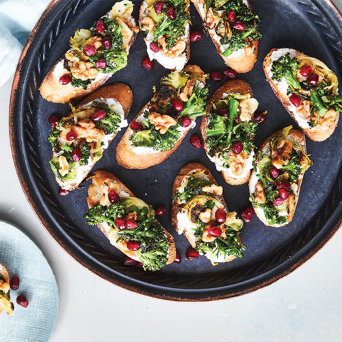 Holiday Appetizers: Small but Mighty