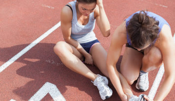 Young athletes sports injuries