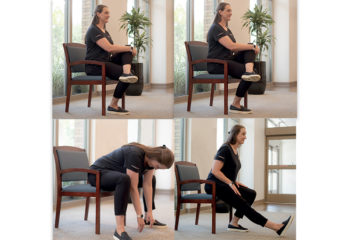 Seated Stretches